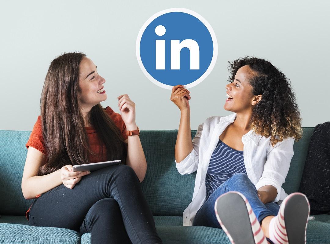 inquestionável a força que há no LinkedIn